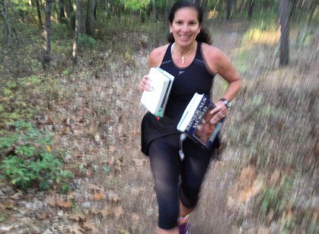 Looking for Inspiring Running Books? Here's a Great Selection!