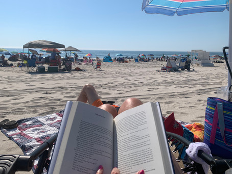 Add These Beach Reads to Your Summer Reading Days
