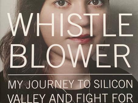Review of Susan Fowler's Memoir Whistle Blower