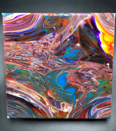 Fluid Art Gallery Wrapped