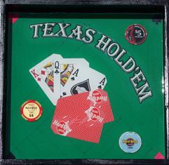 Texas Holdem Serving Tray