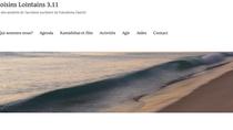 Déménagement du site web