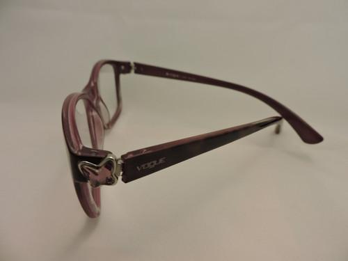 9db0703e6 Óculos de Grau Vogue Tartaruga e Lilás Feminino