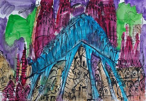 Sagrada Familia #6
