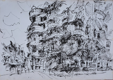 La Pedrera Tinta China #5