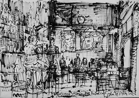 Bar Tribal Cafe