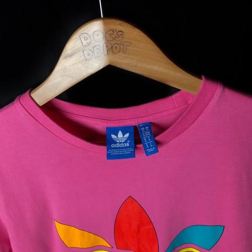 dedb1d8b Pharell x Adidas trefoil logo tshirt size medium