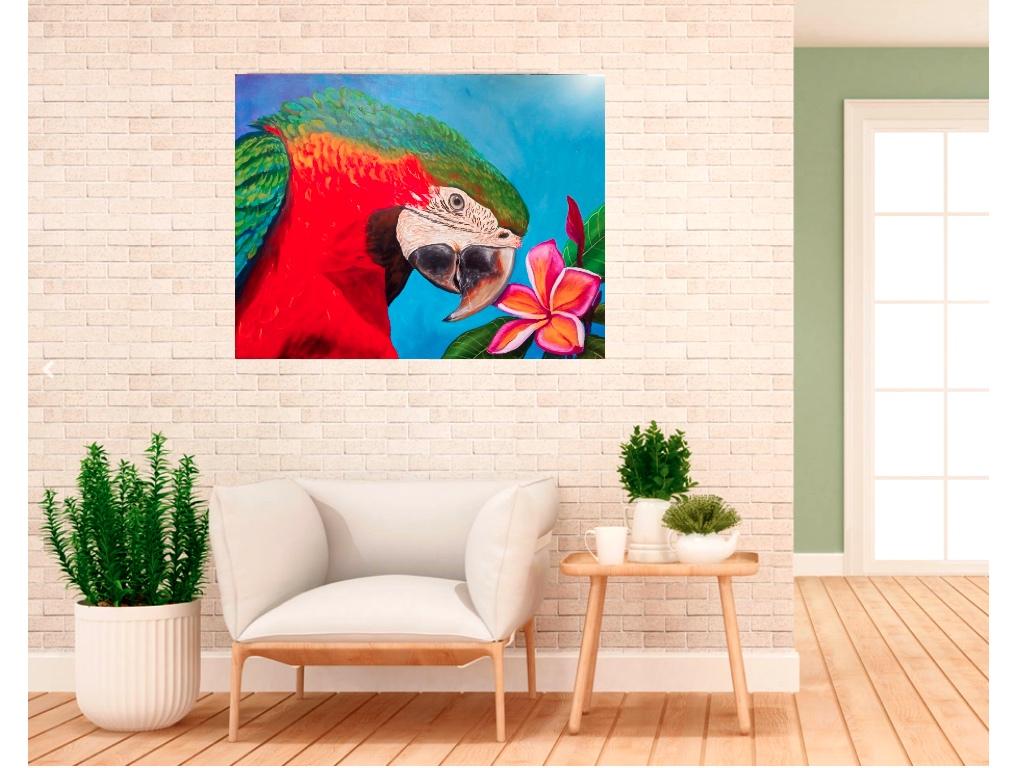 parrot in room.jpg