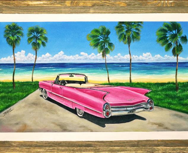 """""""Pink Cadi"""""""