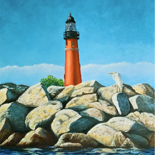 """""""Ponce Inlet Light House"""""""