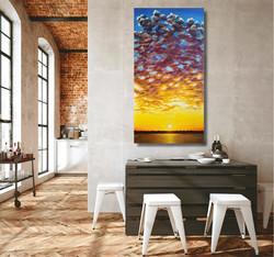 Port Orange Sky on wall.jpg