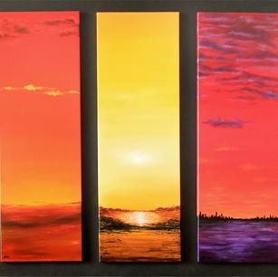 """Spectrum of the sky"""