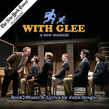 John Gregor With Glee