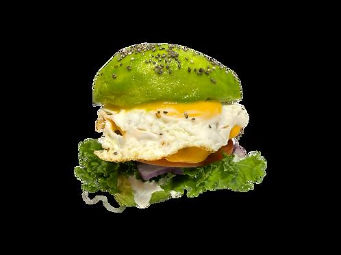 Avocado Burger ( KETO)