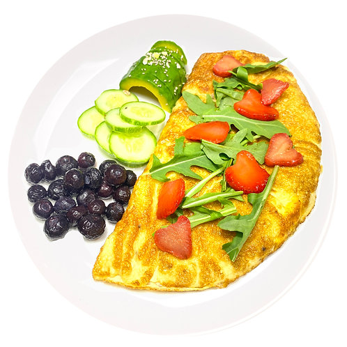Eddie's H-Protein 50 Omelette 398 Kcal