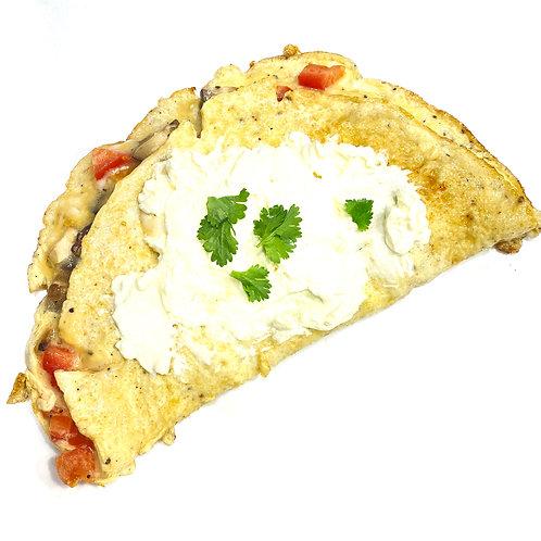 Omelette Super Breakfast