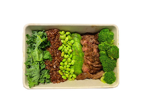 Beef Greens PK 508Kcal - 670Kcal