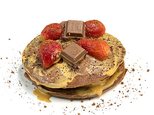 Choco Strawberries Protein PK
