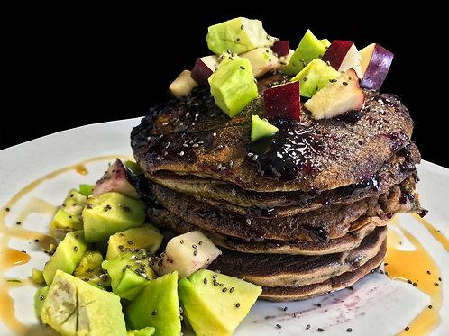 Monster 6 Layers Blueberry Pancake