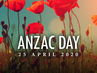 CO's Anzac Day message