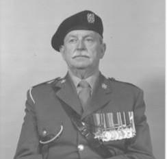 WO1 Ivan Paul MAHER passed away 19 September 2019, age 91