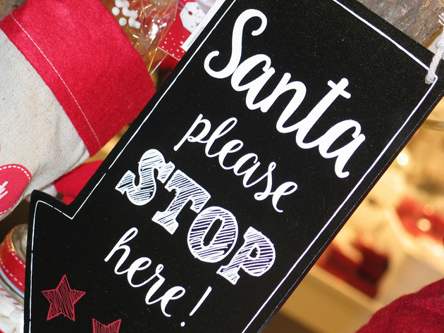 Stop Santa!