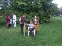 the rehearsal hammock