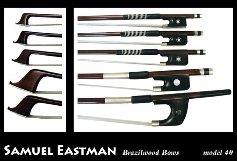 Samuel Eastman BL40 Brazilwood 4/4 Violin Bow
