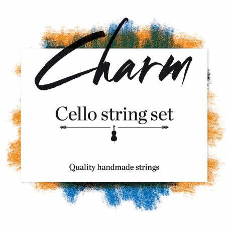 Charm Cello String Set (All Sizes)