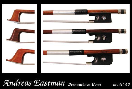 Andreas Eastman BL60 Pernambuco Bow