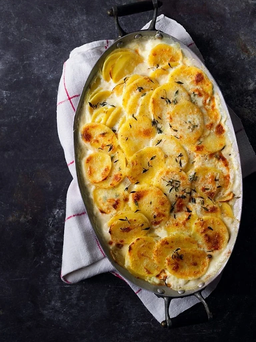 Gratin Dauphinoise for 2