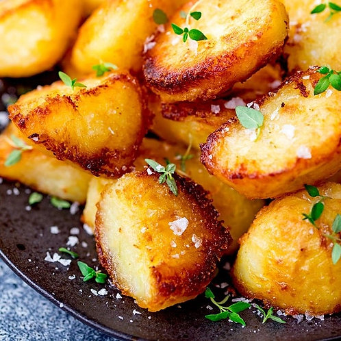 Oven Ready Roast Potatoes for 2