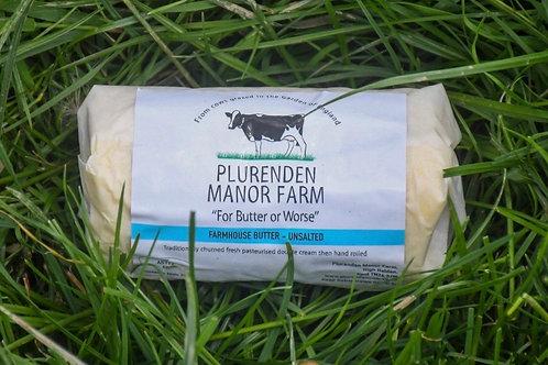 Award Winning Farmhouse Unsalted Butter 250g
