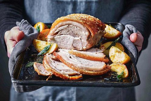 Roast Shoulder of Highfield Pork - 1, 2 or 3 courses