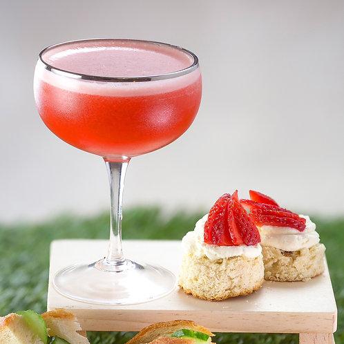 Cream T Martini for 2