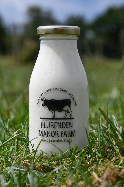 Plurenden Farm Double Cream 250ml