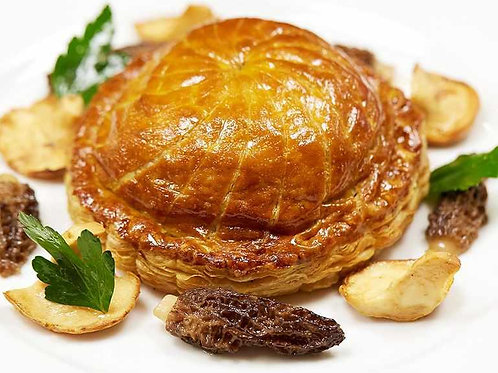 Wild Mushroom Pithiver (V) - Mother's Day 3 Course Addition for 1