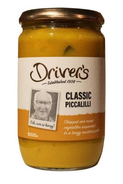 Drivers Classic Piccalilli 710g