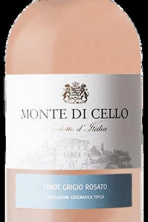 Monte Di Cello Pinot Blush 75cl
