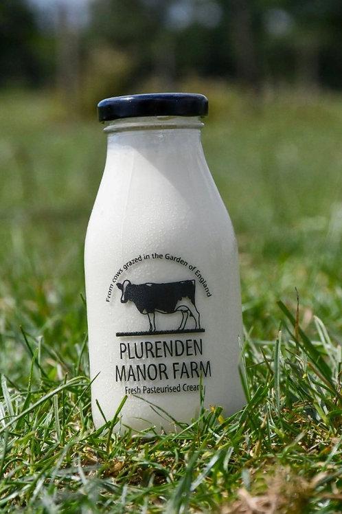 Plurenden Farm Single Cream 250ml