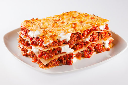 Classic Beef Lasagne for 1