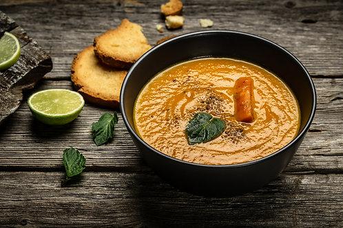 Catts Farm Carrot & Coriander Soup 250ml