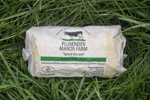 Award Winning Farmhouse Salted Butter 250g