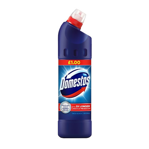 Domestos Original Thick Bleach 750 ml