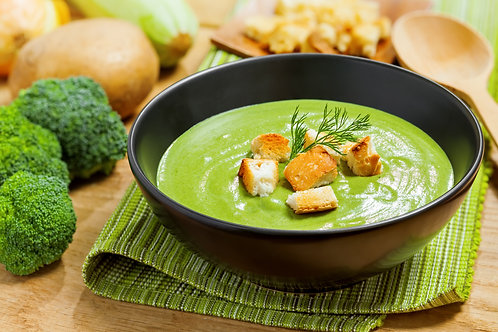 Broccoli & Bowyer's Brie Soup 250ml