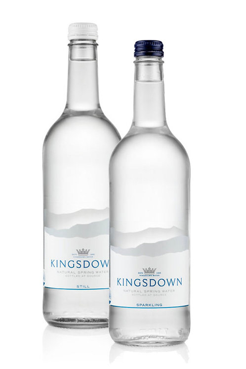 Kingsdown Sparkling Water 750ml