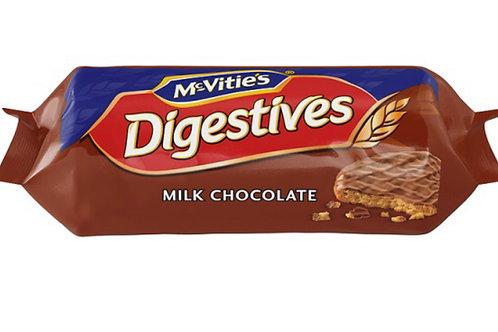 McVite's Milk Chocolate digestives 266g