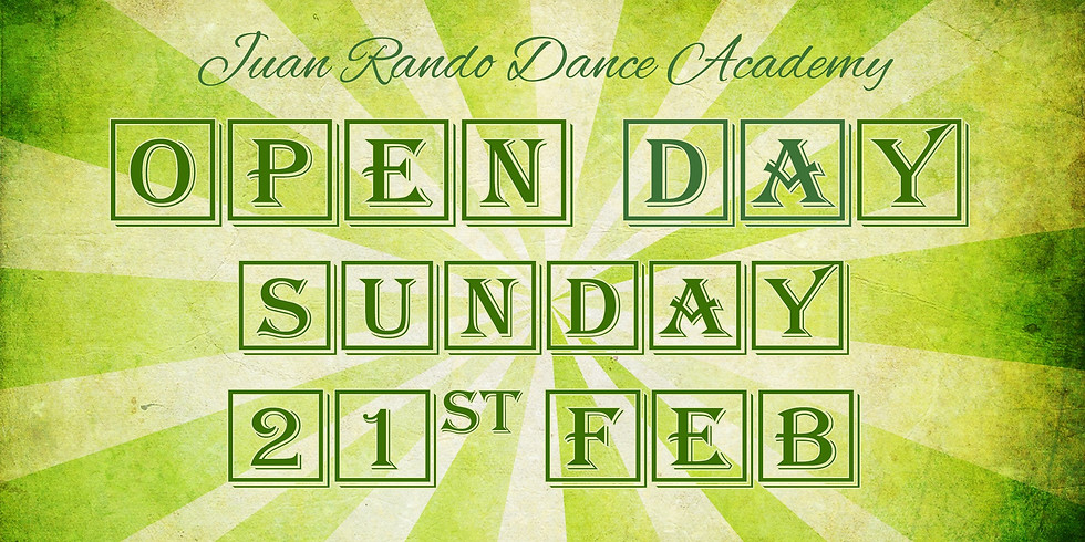Open Day - Free Classes