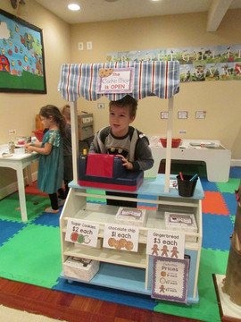 Dramatic Play-Cookie Shop