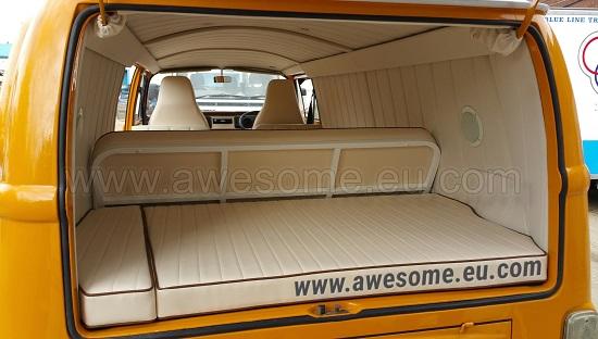 T2 Volkswagen Campervan AC9